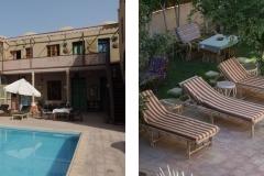 Swimming pool Villa Nile House